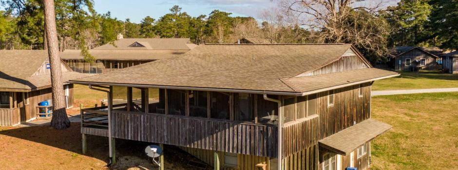 Coastal Cabin Rental, YMCA Camp Seafarer, Carr Cottage