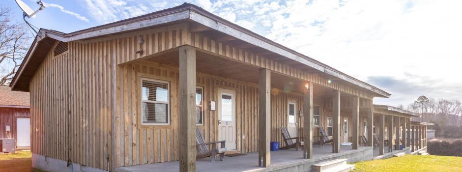 Coastal Cabin Rentals, YMCA Camp Seafarer