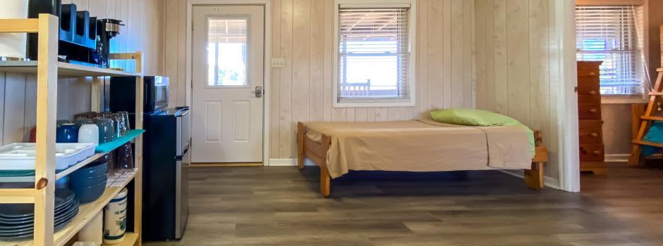 Coastal Cabin Rentals, beds
